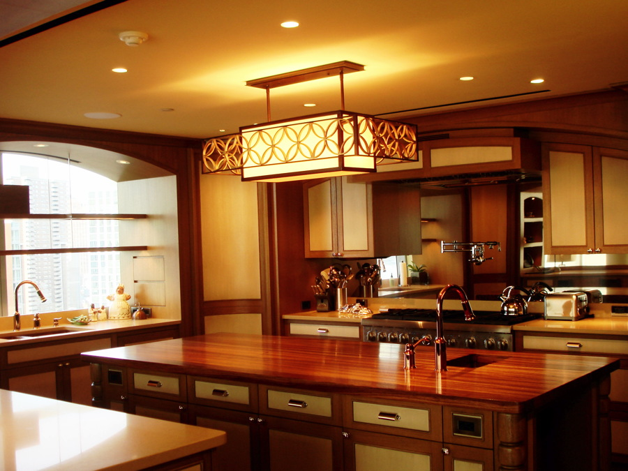 interior lighting designer. Kitchen Featuring Murray Feiss Decorative, Pendant Mounted Lighting, Pinhole Accent Adjustable Downlights, And Interior Lighting Designer R