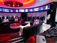 Rock & Republic lounge lighting design LED with color changing LEDs - id: 183